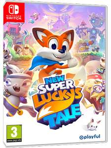 New Super Luckys Tale Switch Download
