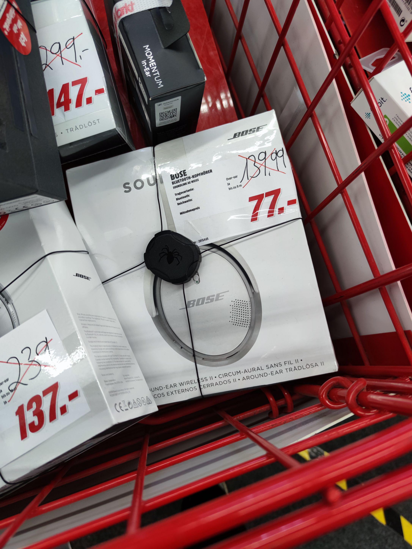 [Lokal: Mediamarkt Bischofsheim] Bose SoundLink Around-Ear II