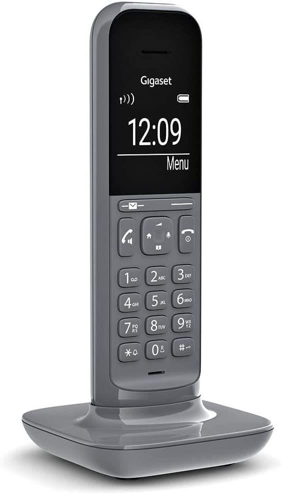 Gigaset CL390HX, Schnurlos Telefon zum Anschluss an DECT-Basis Fritzbox @amazon.fr