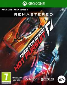 Need for Speed: Hot Pursuit Remastered (PEGI) [Xbox One & Series X]