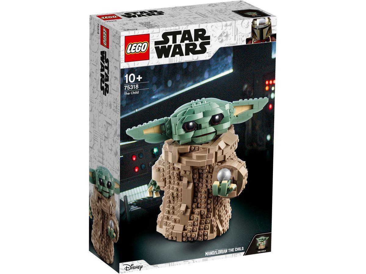LEGO Star Wars 75318 Das Kind / The Child