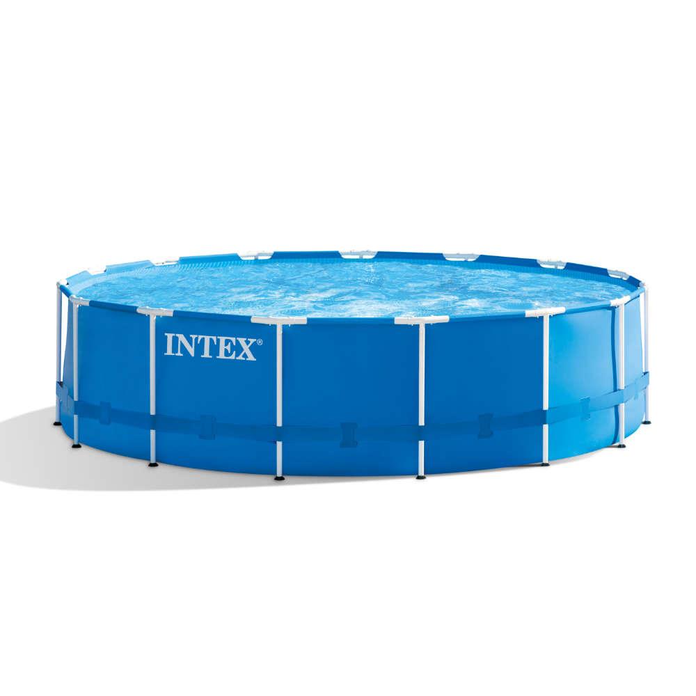 Intex Metall Frame Pool-Set 457x122