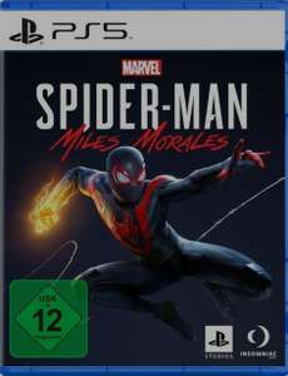 Marvel's Spider Man: Miles Morales (PS5)