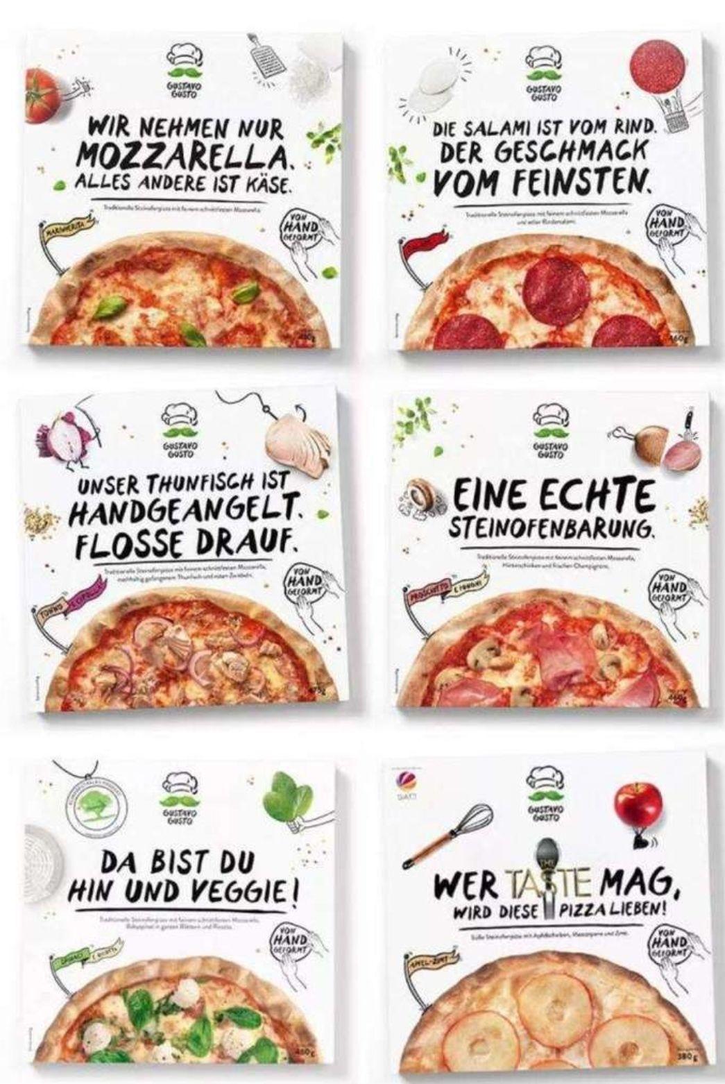 [Real] Gustavo Gusto Pizza verschiedene Sorten mit Marktguru Cashback für effektiv 2,99€