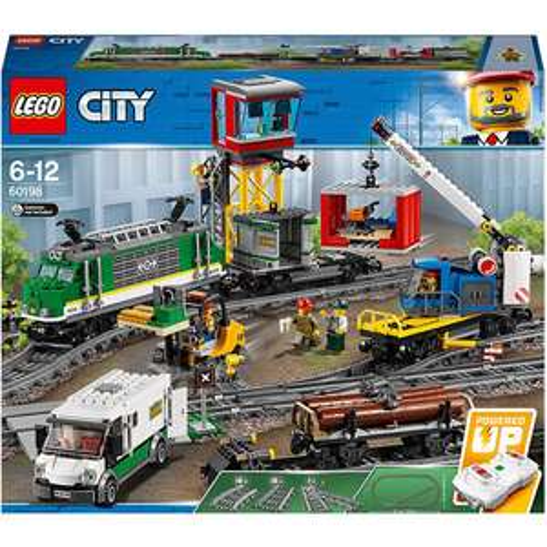 Galeria Karstadt Kaufhof Kundenkarteninhaber: LEGO® City - 60198 Güterzug