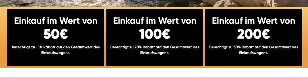 Lowepro offizieller Store: bis -30% auf alles, zb Pro Trekker RLX 450 AW II für €141,74 statt €174