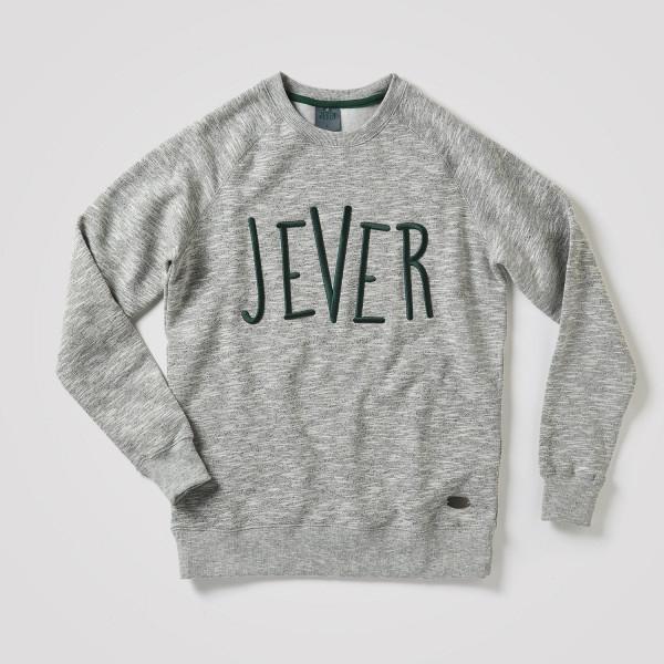 Sale: Jever Brauerei ; Leichtes Sweatshirt mit hochwertiger Stickerei. 60% Baumwolle, 40% Polyester