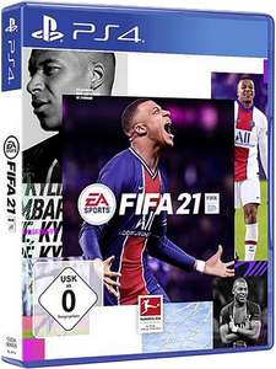 [MD] FIFA 21 PS4 für 20,00€ bei Filiallieferung