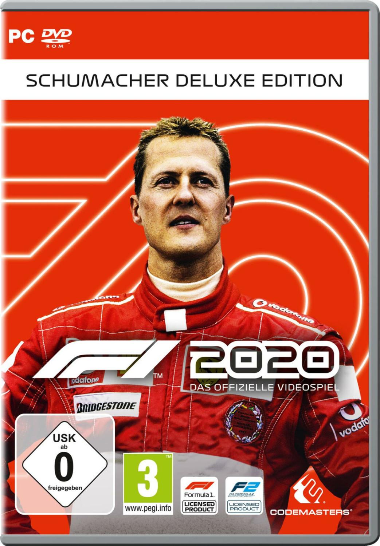 [cdkeys] F1 2020 Deluxe Schumacher Edition PC | Steam