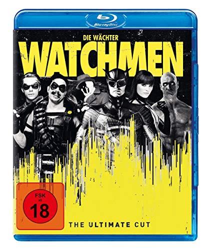 Watchmen - Die Wächter (The Ultimate Cut) [Blu-ray] für 8,49€ (Amazon Prime / Müller Abholung)