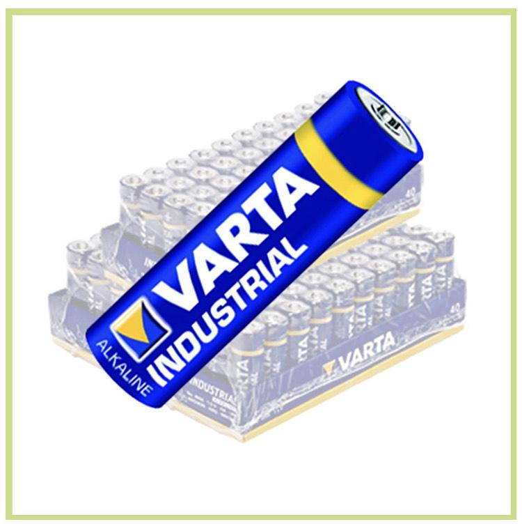 Preisfehler [Amazon Prime] 500x Varta Industrial AA Mignon Batterien
