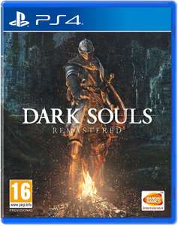 Dark SoulsRemastered (PS4) (Bestpreis) [Amazon.co.uk]
