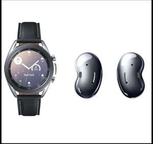 Samsung Galaxy Watch 3 41mm oder 45mm + Galaxy Buds Live