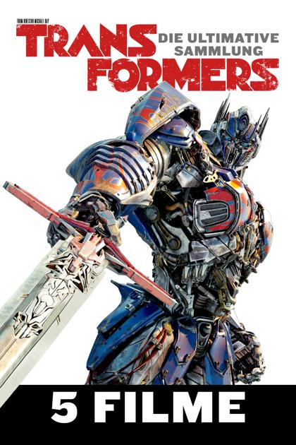 iTunes (Kauf) Transformers 5-Movie Collection 4K