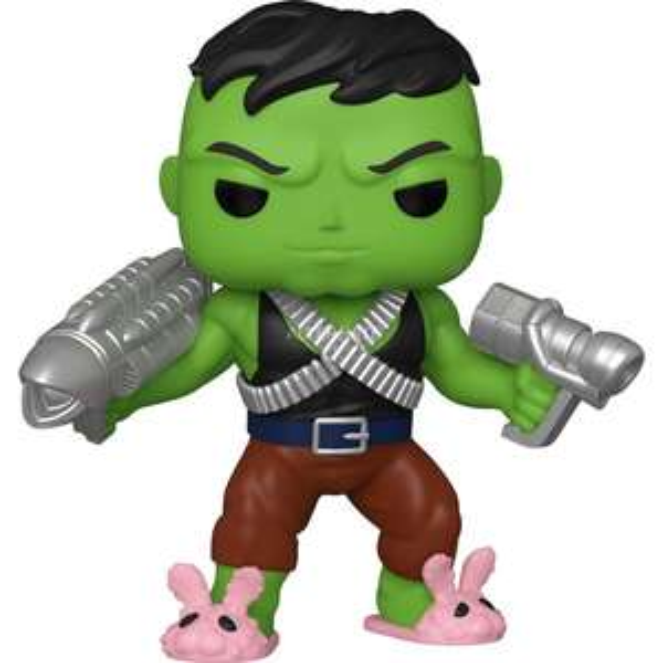 Funko POP! Spielfigur Marvel - Professor Hulk (15 cm) [ALTERNATE]