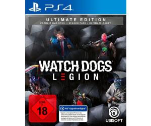 [MM / Saturn   Abholung] Watch Dogs: Legion (Ultimate Edition) für PlayStation 4 für 24,99€   PS5-Version für 35,40€