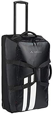 VAUDE Reisegepäck Rotuma 90, Großer Trolley 90 l, schwarz, robustes PVC- freies Planenmaterial und ein weiteres Modell