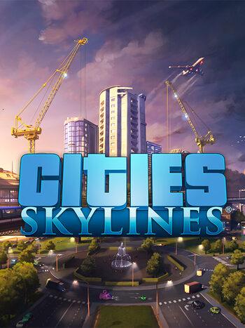 Cities: Skylines (Steam Key, Windows / Mac / Linux, multilingual, Metacritic 85 / 8.8)