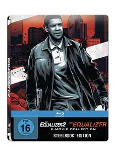 [Lokal Essen] The Equalizer 1+2 Blu-Ray Steelbook Edition