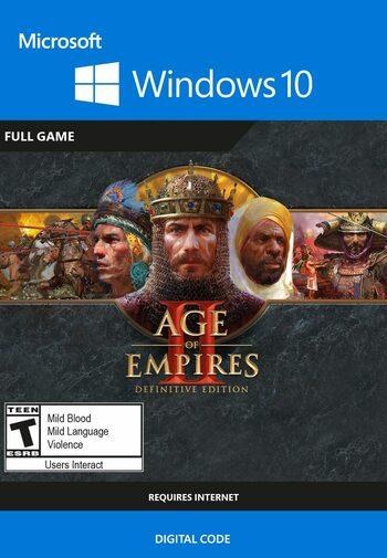 Age of Empires II: Definitive Edition (Microsoft Key, Windows 10, multilingual, Metacritic 84 / 8.9) oder AoE I für 4,37€