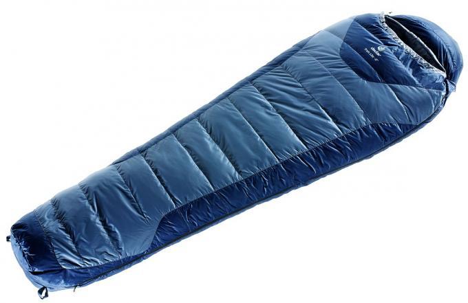 Deuter Trek Lite large Daunen-Schlafsack bis -2°C