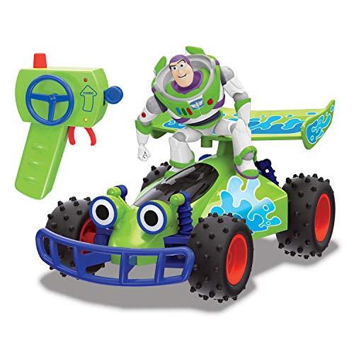 Elektrisches Fahrzeug von Toy Story mit Buzz Lightyear