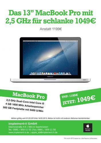 "MacBook Pro 13"" MD101"