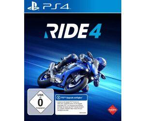 Ride 4(PS4 & kostenloses Upgrade für PS5) [Mediamarkt & Saturn Abholung]