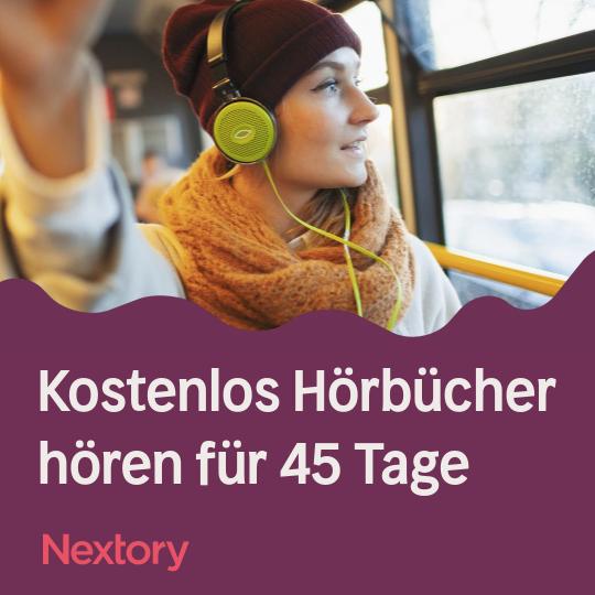 45 Tage Nextory gratis nutzen (auch Familienabos) - unbegrenzt Hörbücher und E-Books (Alternative zu Audible & Co.)