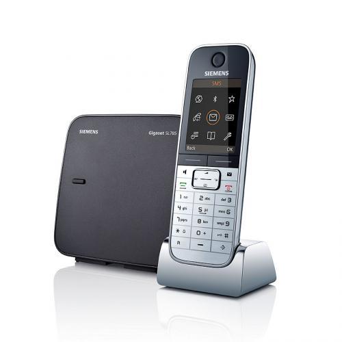 MP OHA: Siemens Gigaset Flagschiff SL785 Festnetztelefon zu 89,99€ (idealo 149€)