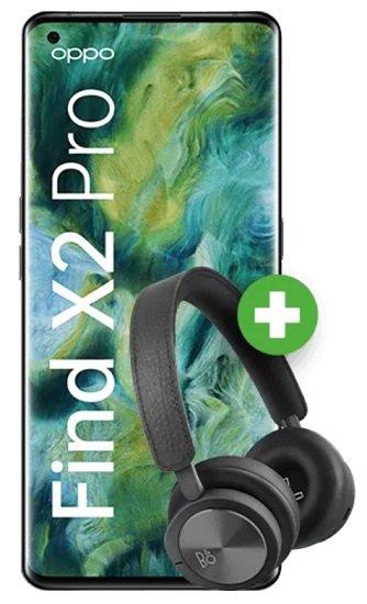 Oppo Find X2 Pro mit Kopfhörer B&O Beoplay H4 im Vodafone Smart XL (30GB 5G, Allnet/SMS, VoLTE) mtl. 39,91€ einm. 49,95€ | keine AG