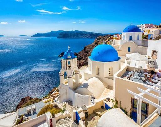 Flüge: Santorini / Griechenland (Juni-Okt) Nonstop Hin- und Rückflug mit Aegean von München für 101€