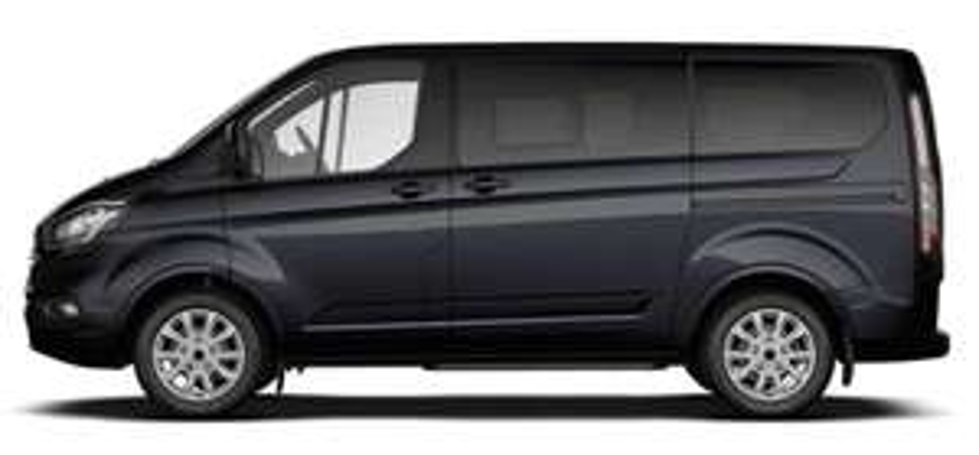 (Privatleasing) Ford Tourneo Custom 320 L1H1 2,0 EcoBlue 96kW Titanium | 48M, 10tkm, LF 0,49 für eff. 290,73€ im Monat | inkl Park Assistent