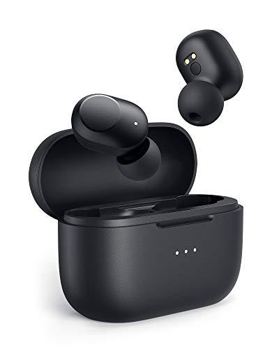 [Amazon] AUKEY-EP-T31 Bluetooth Kopfhörer mit Qi USB-C Lademethode, 30H Laufzeit, IPX5 Wasserdicht
