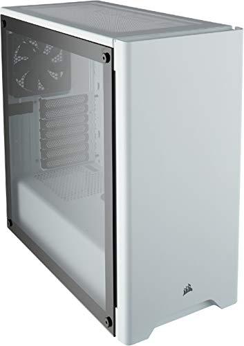 Corsair Carbide 275R TG weiß PC Gehäuse mit Tempered Glass