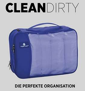 Eagle Creek Pack-It Original Clean Dirty Cube S Koffer- und Home Organizer ab 8,40€ mit Prime
