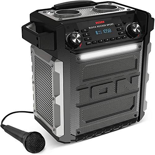 Ion Block Rocker Sport Bluetooth Lautsprecher