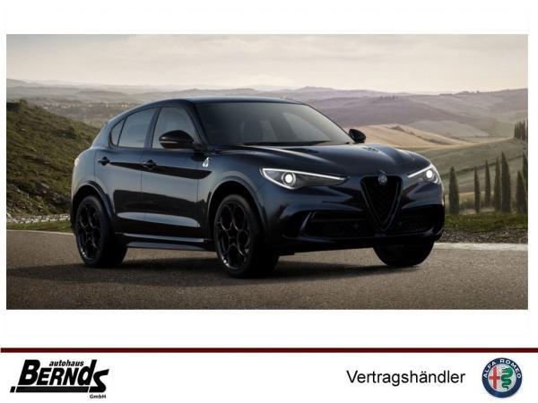[Gewerbeleasing] Alfa Romeo Stelvio MY21 Quadrifoglio für 571,42€ / Monat
