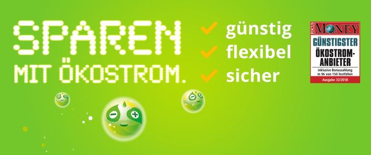 Eprimo / Shoop 40€ Cashback auf deinen Strom- oder Gasabschluss (Neukunden)