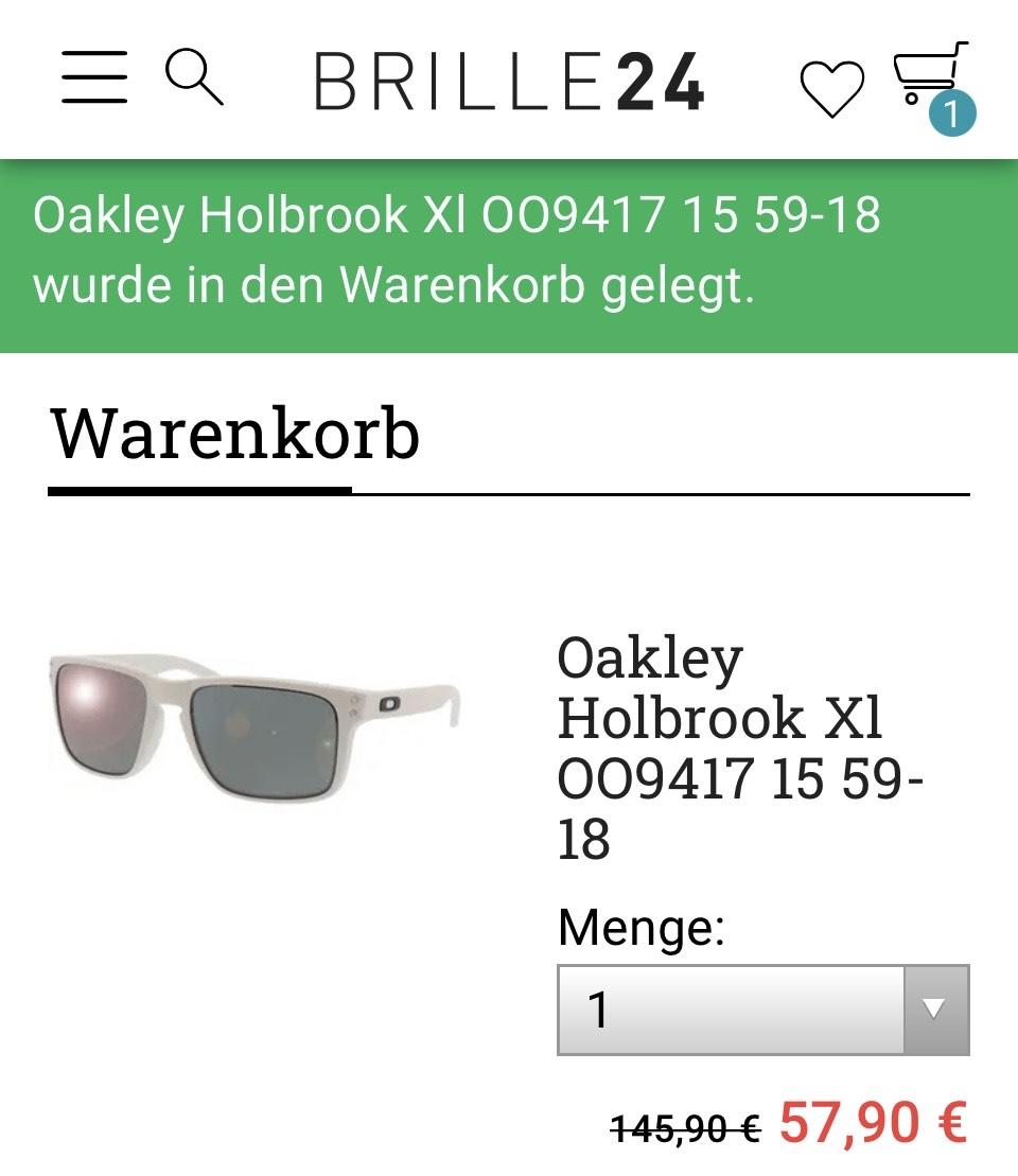 Oakley Holbrook Xl OO9417 15 59-18