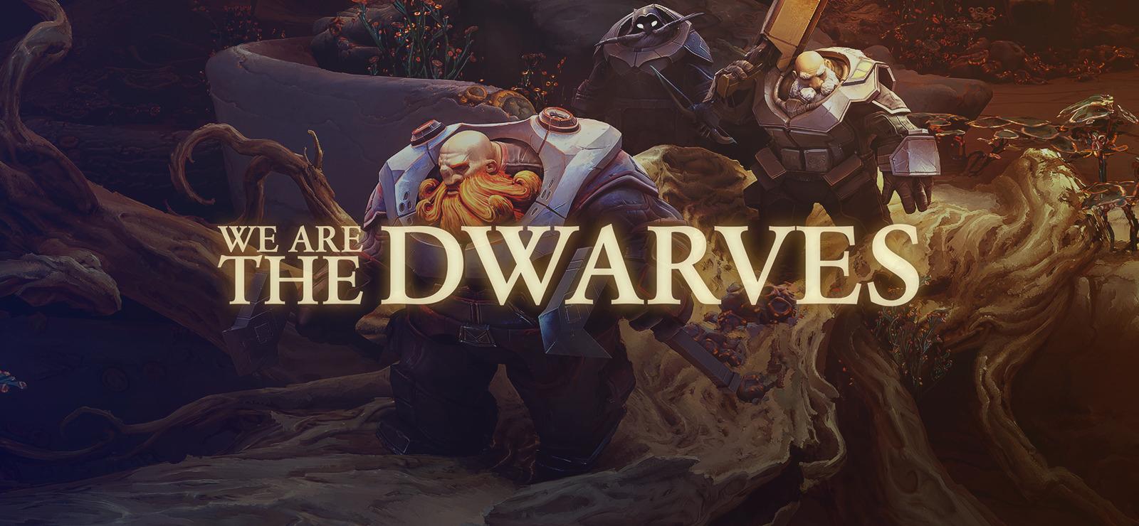 PC Spiel We are the Dwarves von GOG
