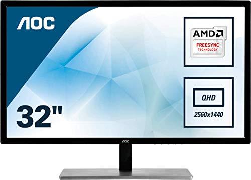 "AOC Q3279VWF 31,5"" MVA Panel, 2560 x 1440 Pixel, 5 ms, 250 cd/m²"