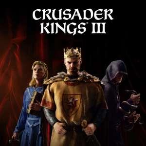 Crusader Kings III (Steam) – kostenlos spielen bis 21.03