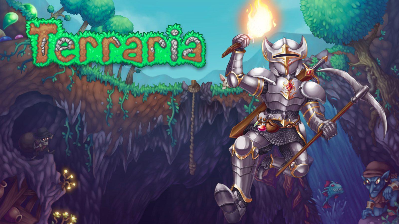 [Stadia] Terraria (free mit Gutschein)