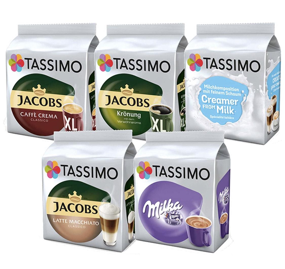 Kaufland - Tassimo in verschiedenen Sorten, 8-21Tassen für 2,99€, gültig ab 18.03.2021