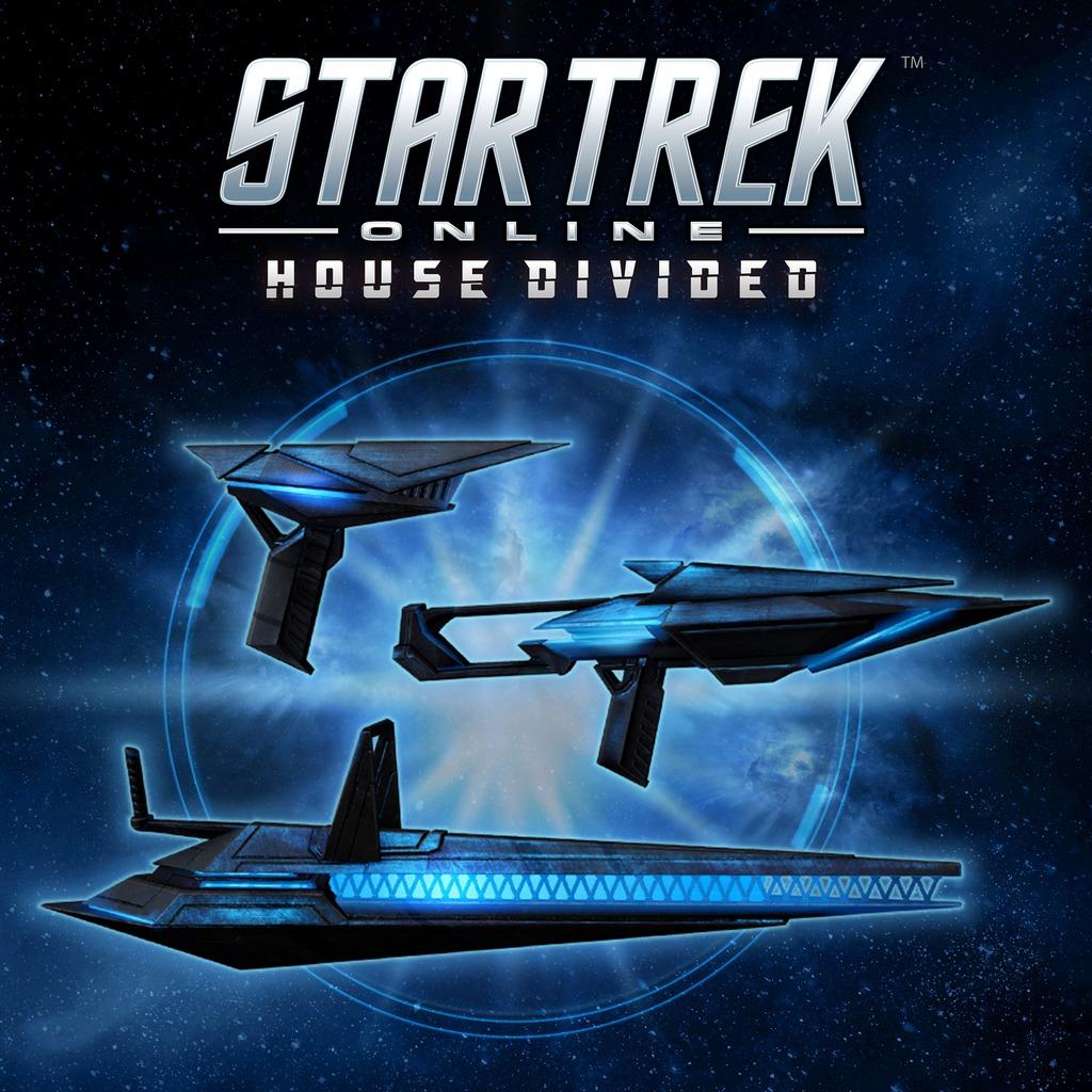 (PS4) Star Trek Online - House Divided Exclusive Cobalt Ba'ul Weapon Pack DLC