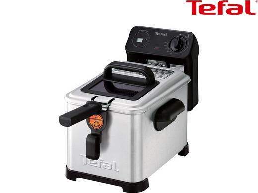 Tefal Fritteuse FR5160 Filtra Pro (4 Liter, Bis zu 1.3 kg Pommes) [iBOOD]