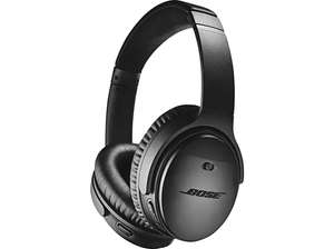[Media Markt] BOSE Quietcomfort 35 II, Over-ear Kopfhörer Bluetooth Schwarz. Inc 6 Monate apple Music