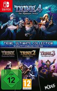 Trine: Ultimate Collection (Download, Nintendo Switch, alle 4 Teile)