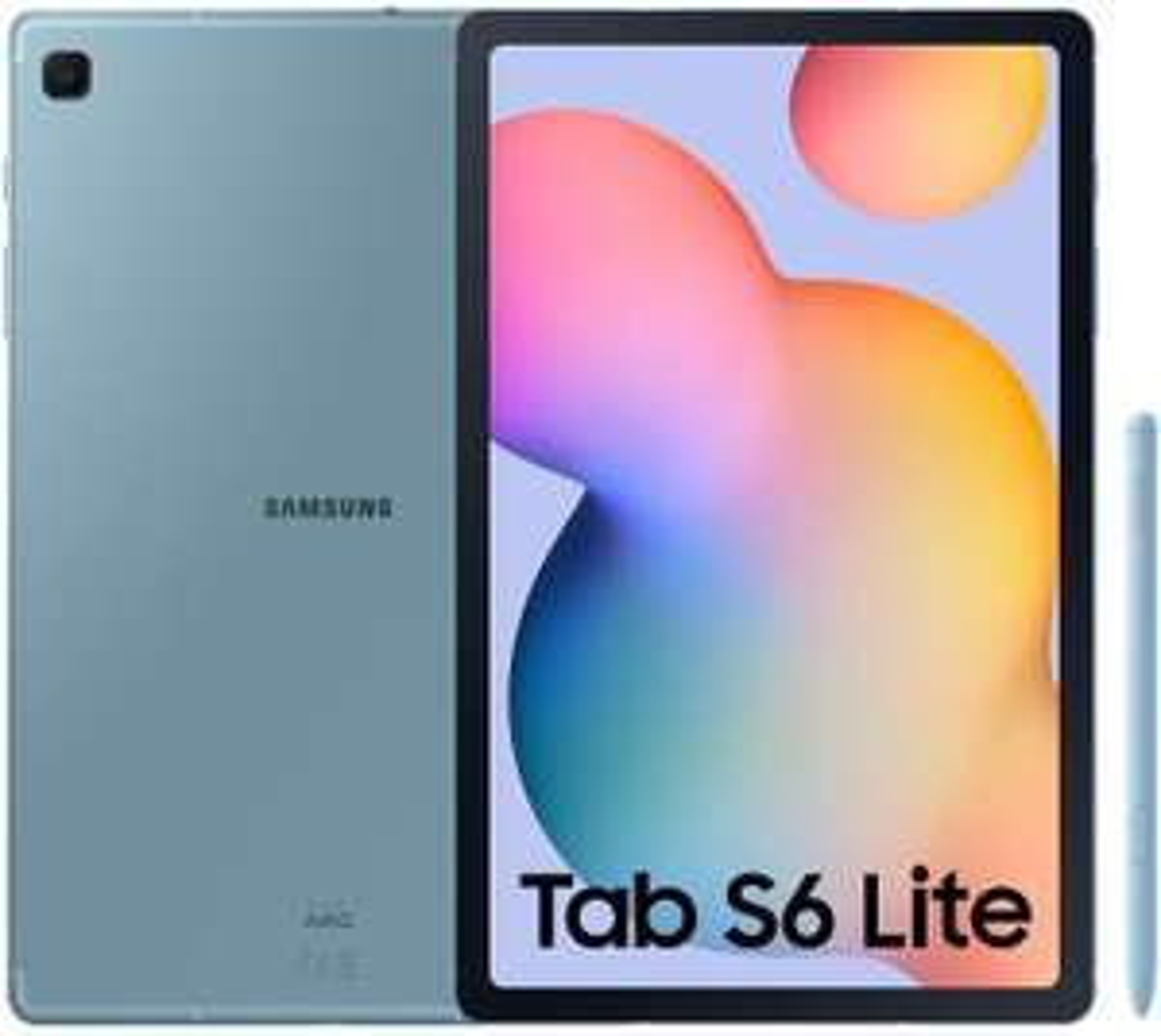 "Samsung Tab S6 Lite 4/128GB 10,4"" FHD Tablet inkl. S-Pen (7.040 mAh, Exynos 9611, 180K AnTuTu, IPS, GPS, USB-C, WiFi) in Blau oder Grau"